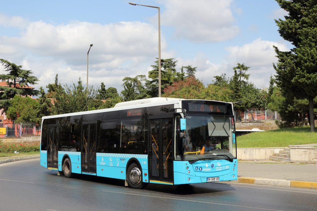 Istanbul buses