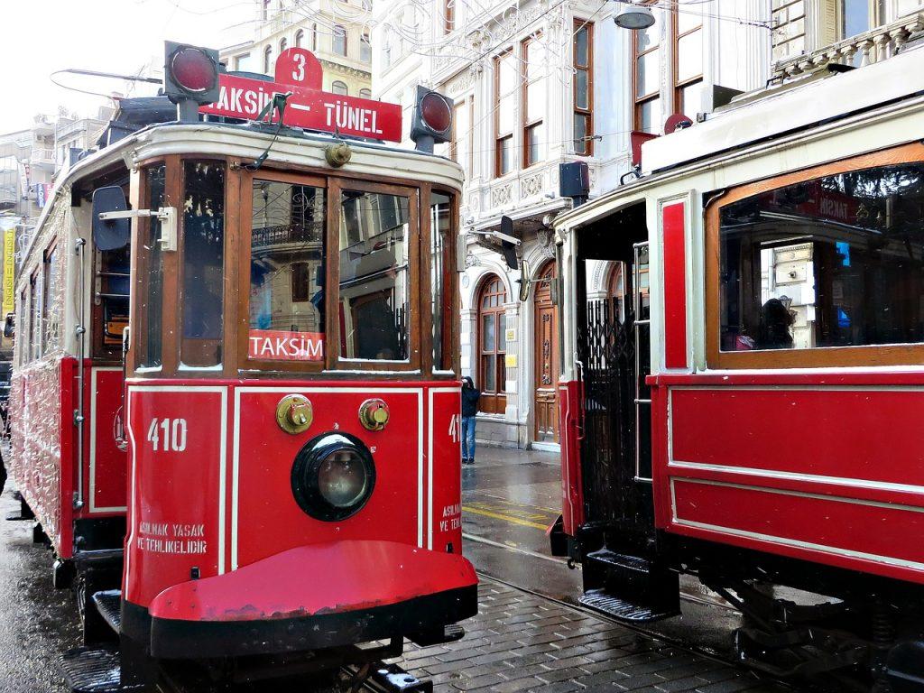 istanbul transports