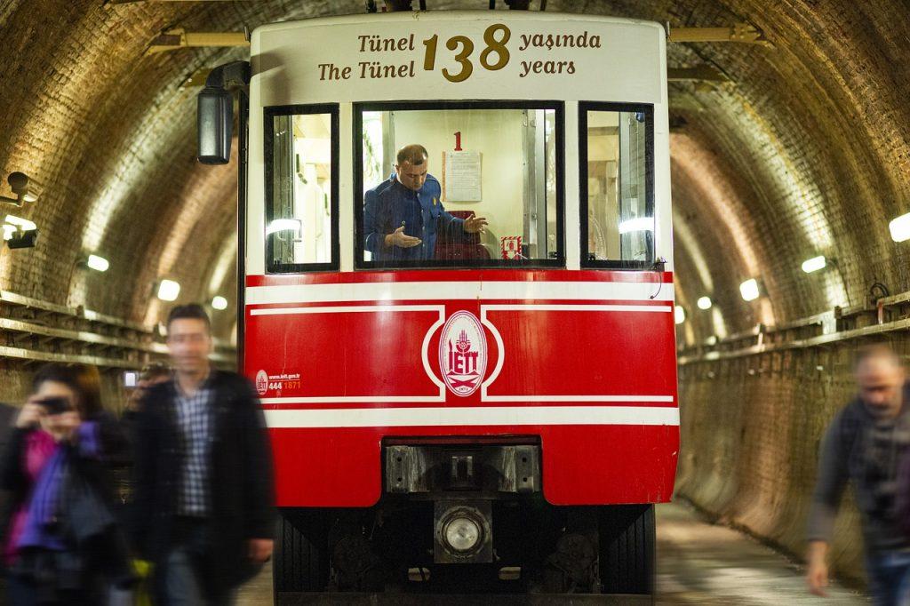 istanbul Tunel